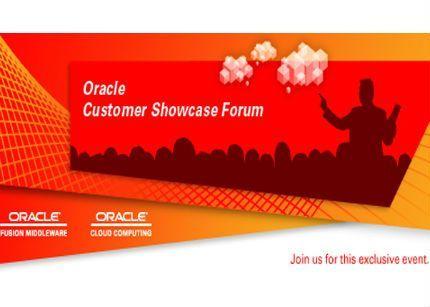 Oracle-Customer-Showcase-Forum