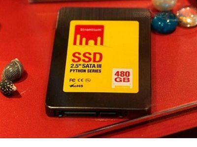 Strontium presenta el SSD Python de 480 GB