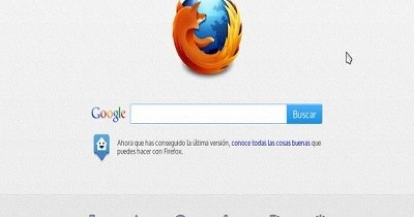 Mozilla lanza Firefox 13