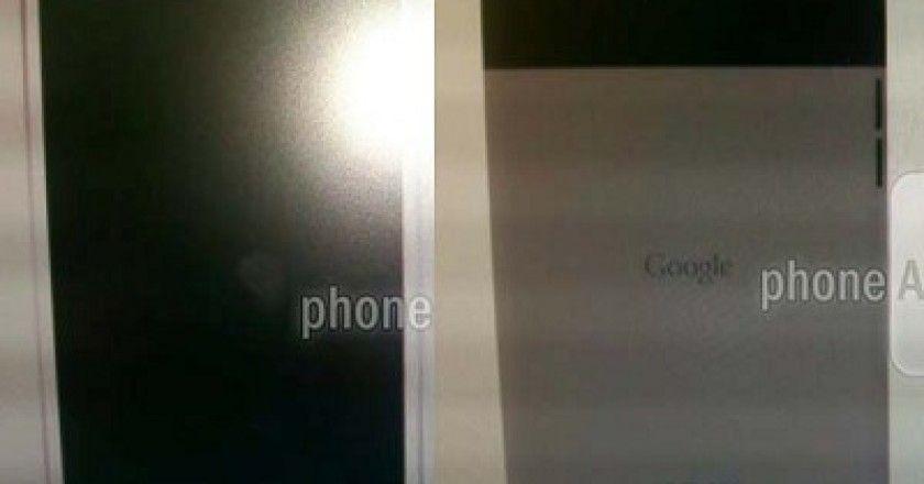 Primeras imágenes de la tablet de Google