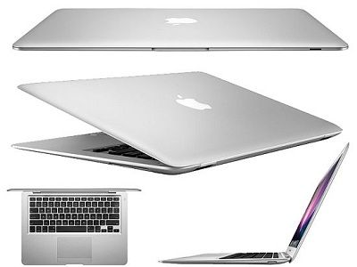 Apple patenta el diseño del MacBook Air