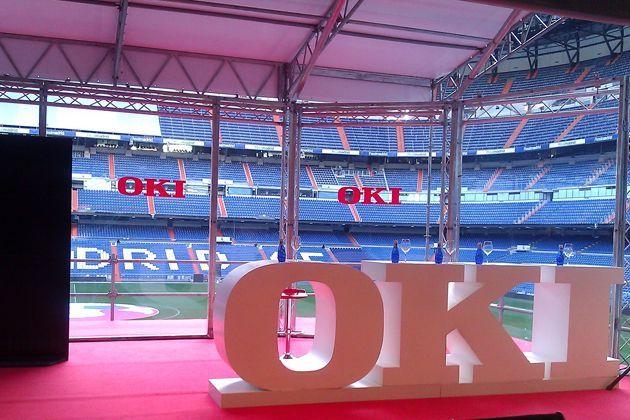 OKI Bernabéu