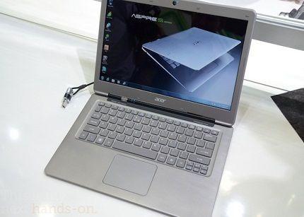 Si compras un ultrabook Acer obtendrás una actualización a Windows 8 gratis