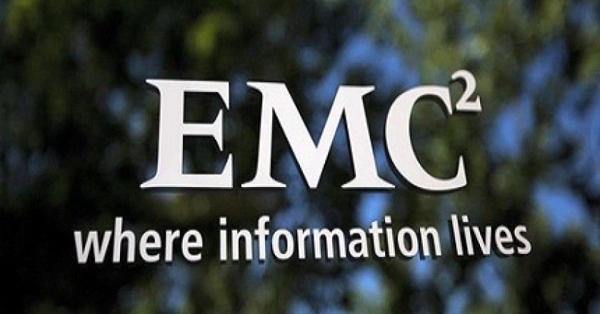 EMC, el rey del back-up