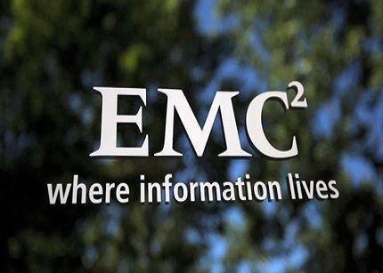 EMC presenta otro trimestre con un crecimiento de doble dígito