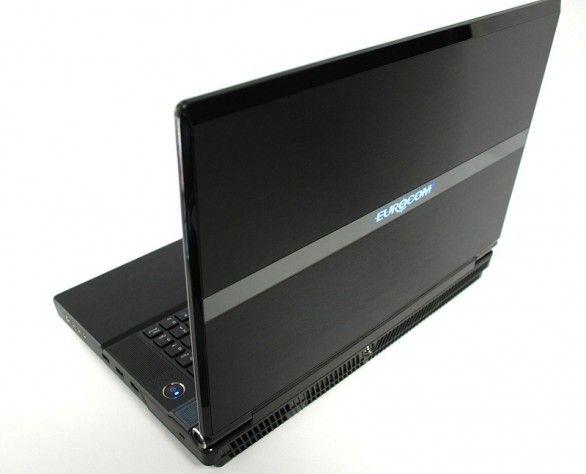 Eurocom Panther3 2 586x474 Eurocom Panther 3.0, workstation portátil de máximo nivel