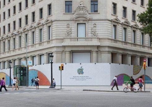 Apple anuncia la apertura de una Apple Store en Passeig de Gràcia 1 de Barcelona