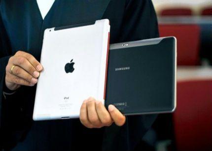 Samsung no podrá vender la Galaxy Tab 7.7 en Europa