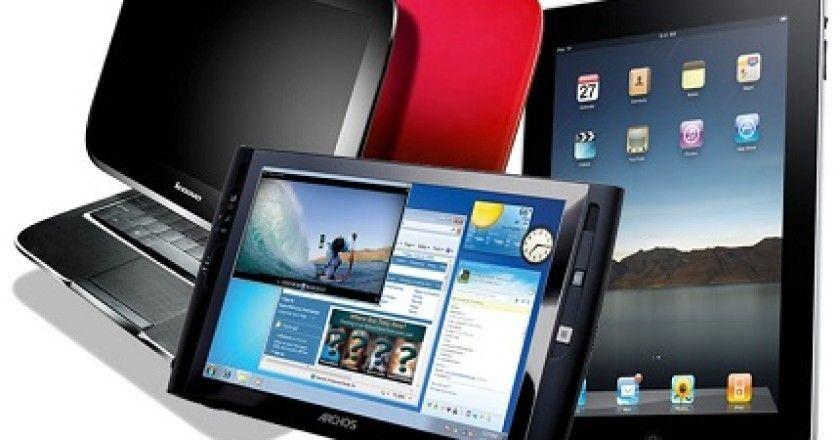 El comercio electrónico y las tablets (infografía)