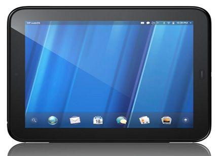 HP podría fabricar tablets de nuevo