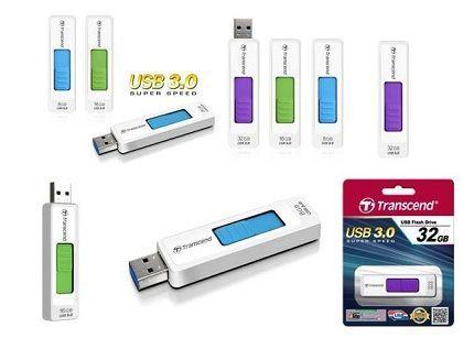Trascend anuncia el lanzamiento de JetFlash 770 con tecnología USB 3.0.