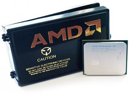 AMD baja los precios de los procesadores FX, APU y Phenom II