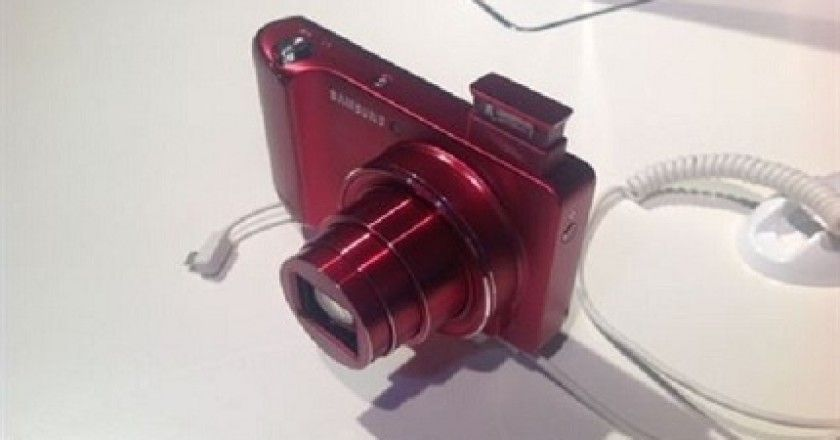 Samsung introduce un nuevo concepto de cámara fotográfica: La Galaxy Camera