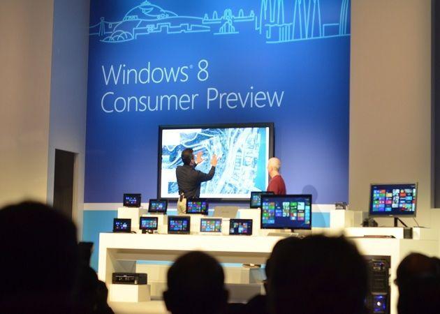 Actualiza a Windows 8 Pro por 14,99 dólares