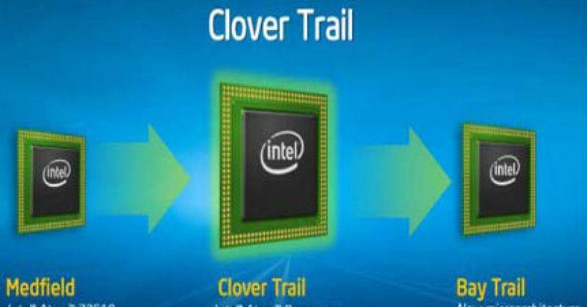 Intel mostrará los primeros tablets con sus procesadores el 27 de septiembre