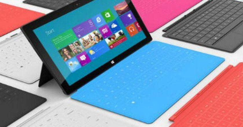 Microsoft desmiente que su tablet vaya a ser low cost