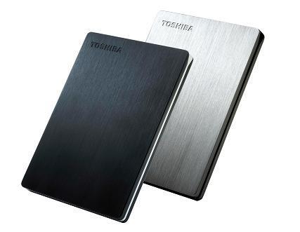 Toshiba renueva su línea de discos duros portátiles Canvio