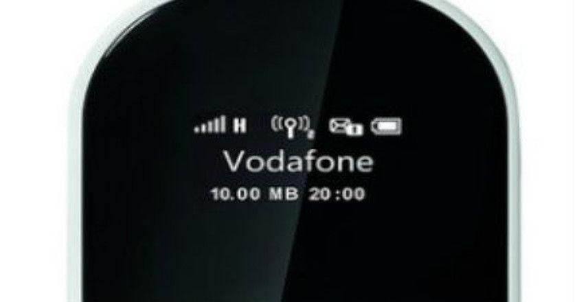 Vodafone pone a la venta un módem 3G WiFi