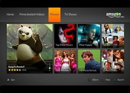 Amazon podría lanzar Instant Video en España antes de 2013
