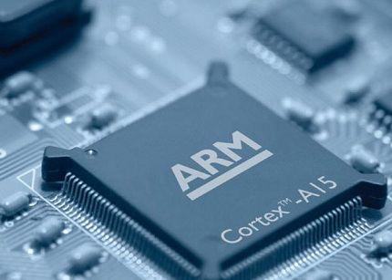 ARM alerta de una desaceleración en las ventas de chips
