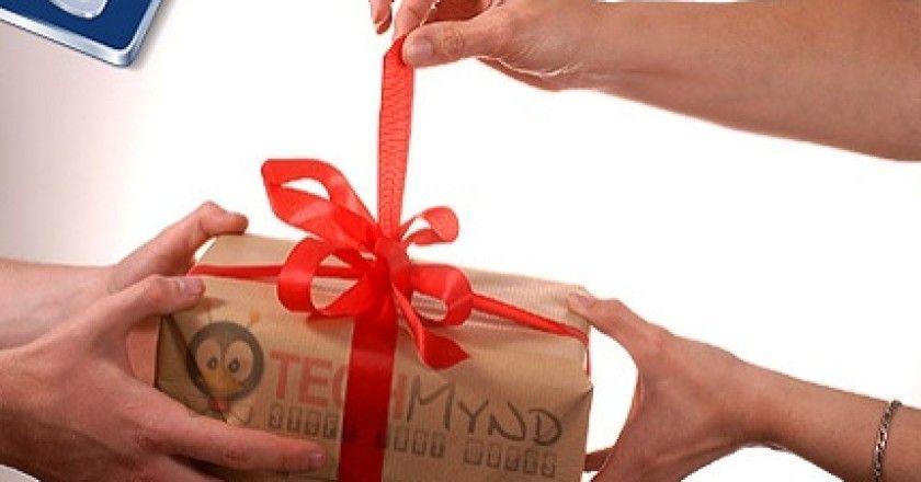 Nuevos servicio de Facebook para enviar regalos físicos