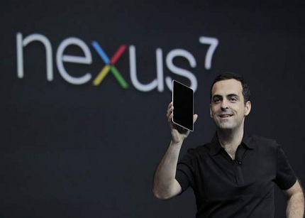 China no aprueba la venta del Nexus 7
