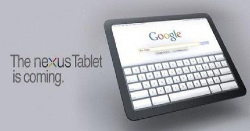 """Google lanzaría una tablet de 10"""" con una densidad superior a la del nuevo iPad"""