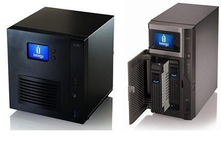 Iomega presenta nueva línea de dispositivos NAS