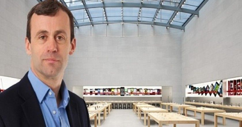 Apple despide a John Browett, el líder de las Apple Stores