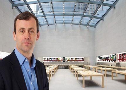 Apple despide a John Browett, el líder de las Apple Stores