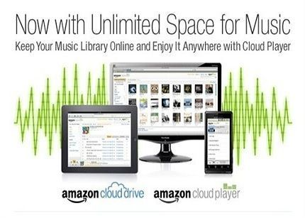Amazon Cloud Player llega a España