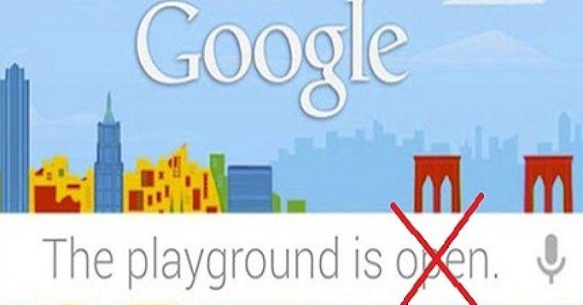 El huracán Sandy deja a Google sin evento