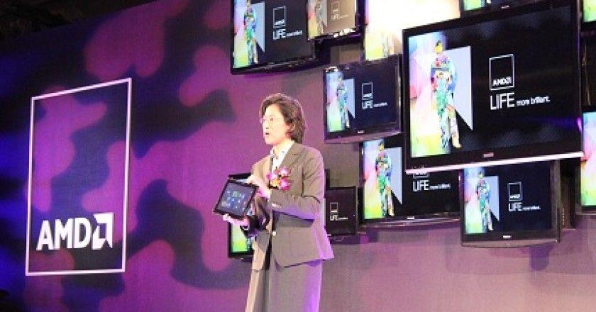 AMD y Microsoft socios en el diseño de PCs con Windows 8