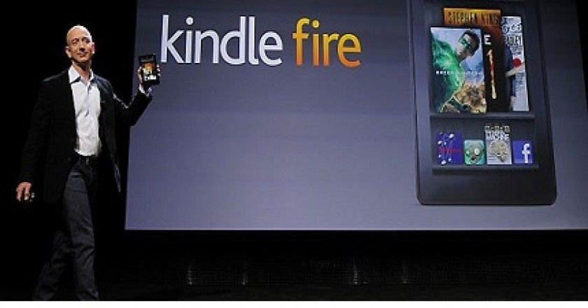 Worten venderá los nuevos Kindle Fire y Kindle Fire HD