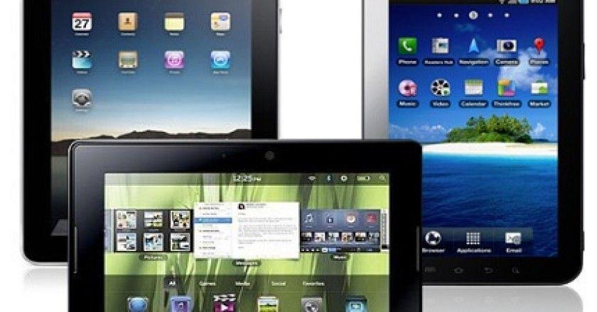 Las pantallas táctiles para tablet, en déficit hasta 2013