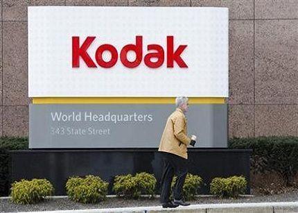 Kodak podría empezar a negociar con acreedores para salir de la quiebra