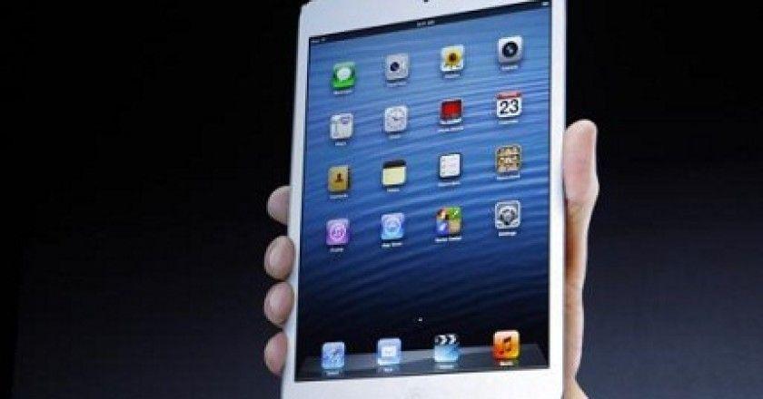 El iPad Mini contendría un controlador de pantalla LCD de Samsung