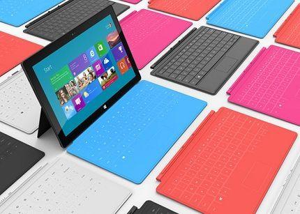 El almacenamiento de Surface le cuesta una demanda a Microsoft