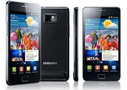 Galaxy S2, el smartphone con mayor disponibilidad