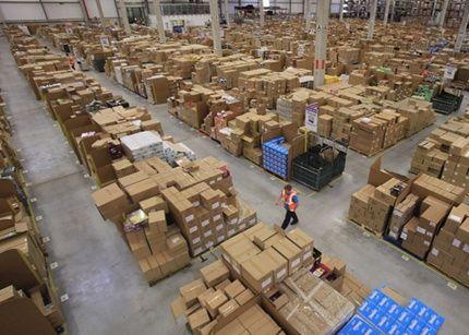Amazon-Logistica