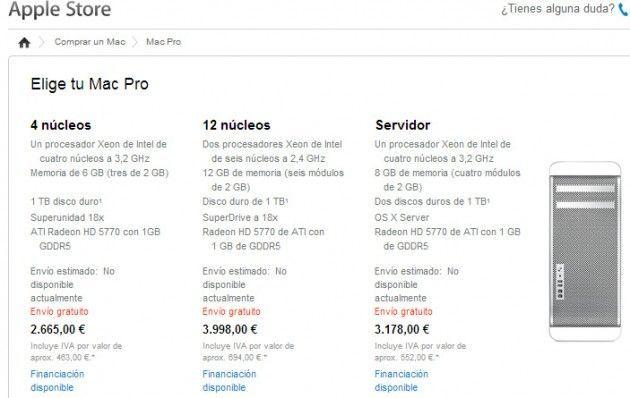 macpro KO 630x398 Apple retira los Mac Pro de las App Store europeas