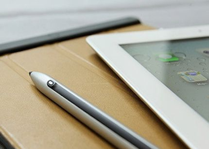 Apple prepara un iPen para el iPad 5