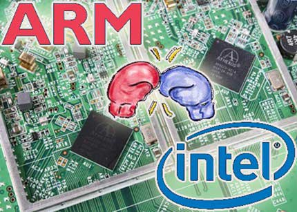 ARM vende 2.600 millones de chips