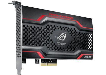 ASUS comercializa SSD