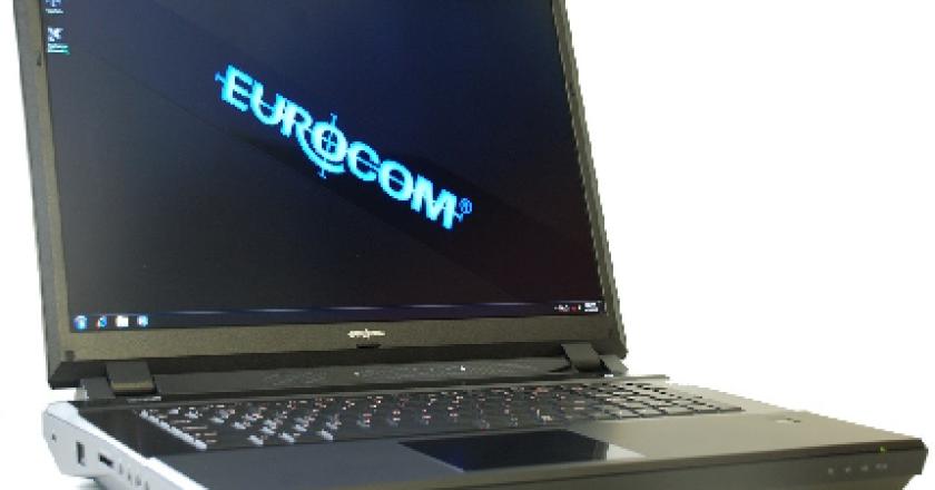 Eurocom Scorpius, HPC portables de máximo nivel