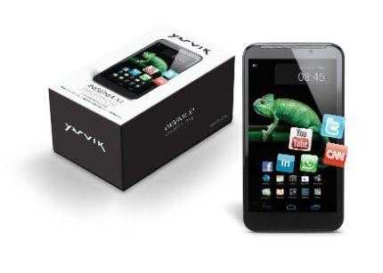 yarvik_smartphone