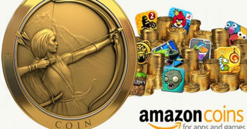 Amazon lanza su moneda virtual