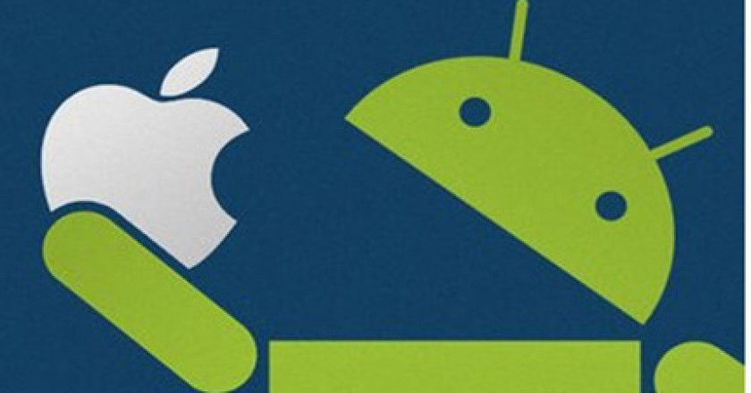 Android supera a iOS en tablets