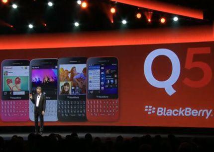 BlackBerry Q5, el smartphone más económico de la serie BB10