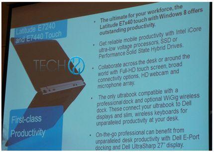 Portátiles Dell con Haswell, filtrados